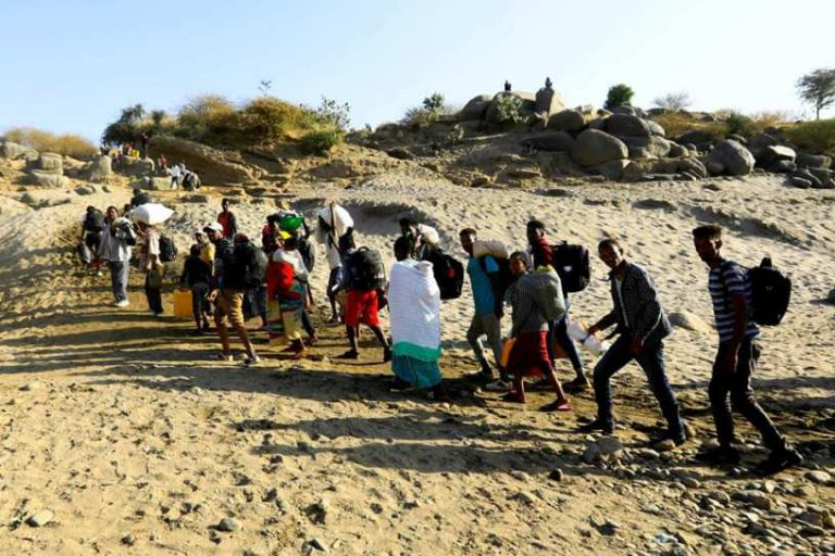 Day 48 of war on Tigray: 'Slaughtered like chickens', 'Eritrea heavily involved'