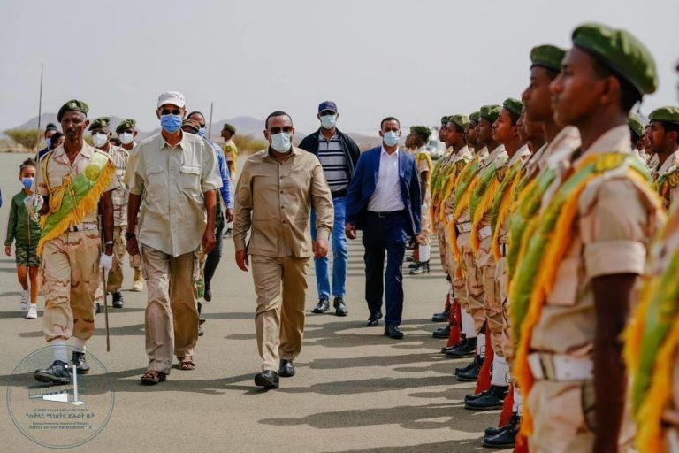 Focusing on Eritrea for the withdrawal of its troops from Tigray