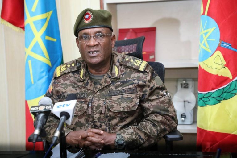 "Ethiopia defence demands apology from UNHCR, calls Tigrayan UN  peacekeepers mercenaries of the  ""junta"""