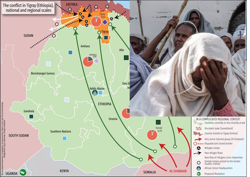 100 days of war crimes in Tigray