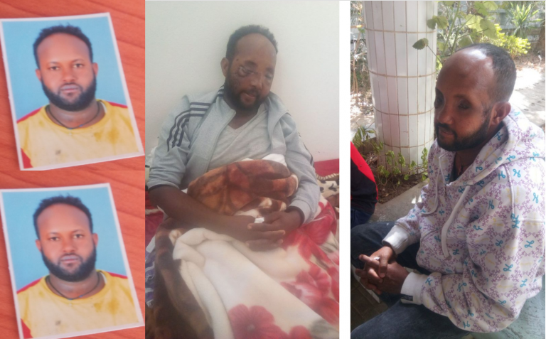 Curfew, a time to kill Tigrayans: The story of a mechanic,  Berhe Reda of Aksum