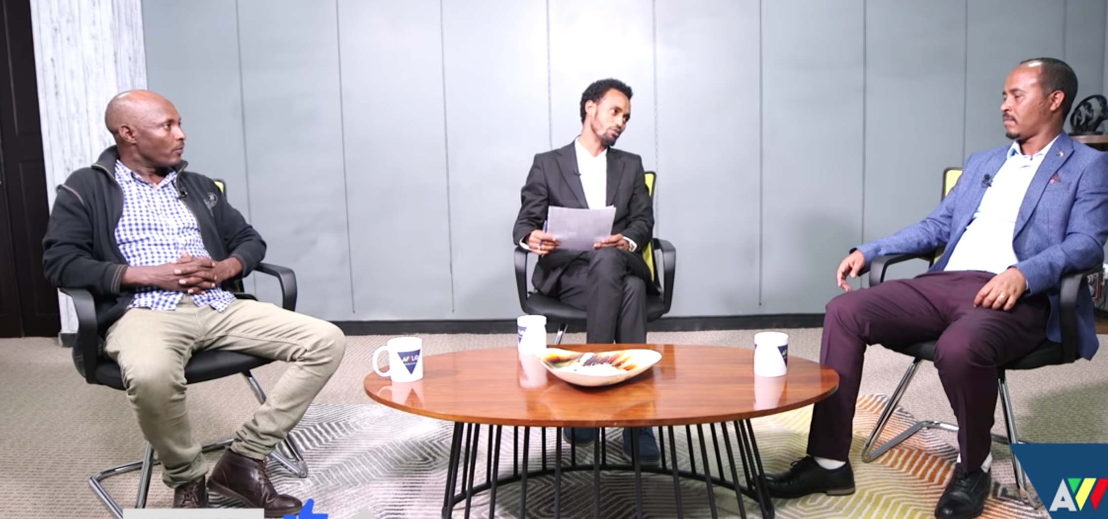 """""""The war is with the people"""": A brief summary of an interview with a recently fired Tigray interim admin official and another Arena official."""