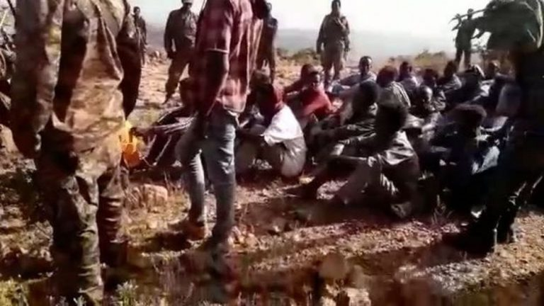 Is the Ethiopian National Defense Forces (ENDF) less involved in atrocities in Tigray?
