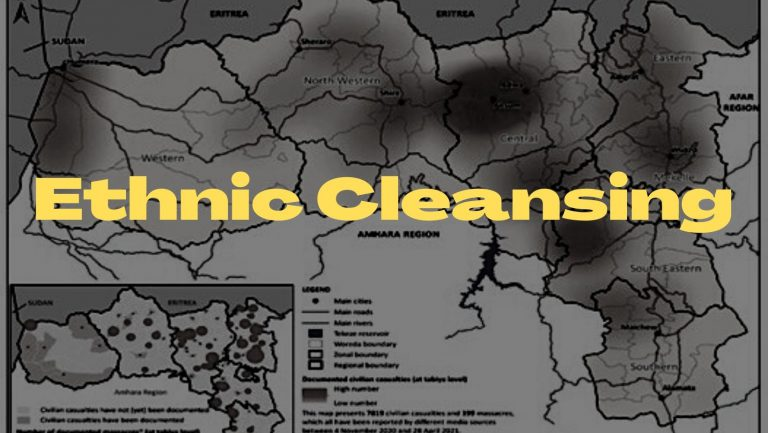 Ethnic Cleansing in Western Tigray