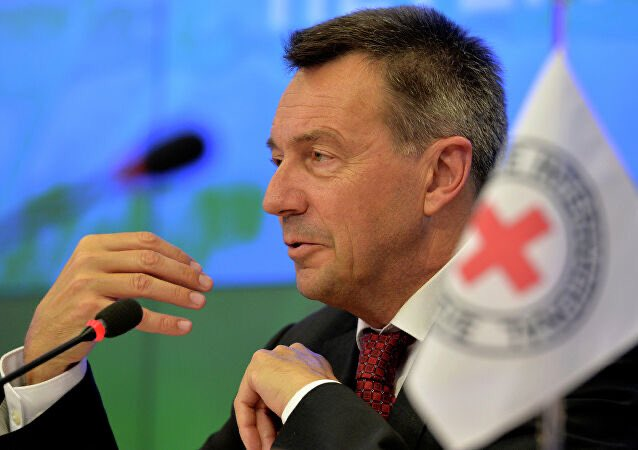Open Letter to His Excellency Peter Maurer, President of the International Committee of the Red Cross (ICRC)
