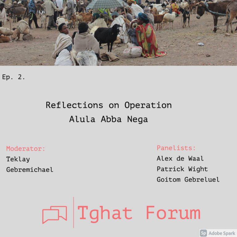 Tghat Forum: Women's Experiences in the Tigray War