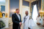 Ethiopia's Ambassador to the Netherlands abandons Abiy Ahmed and seeks asylum in the USA.