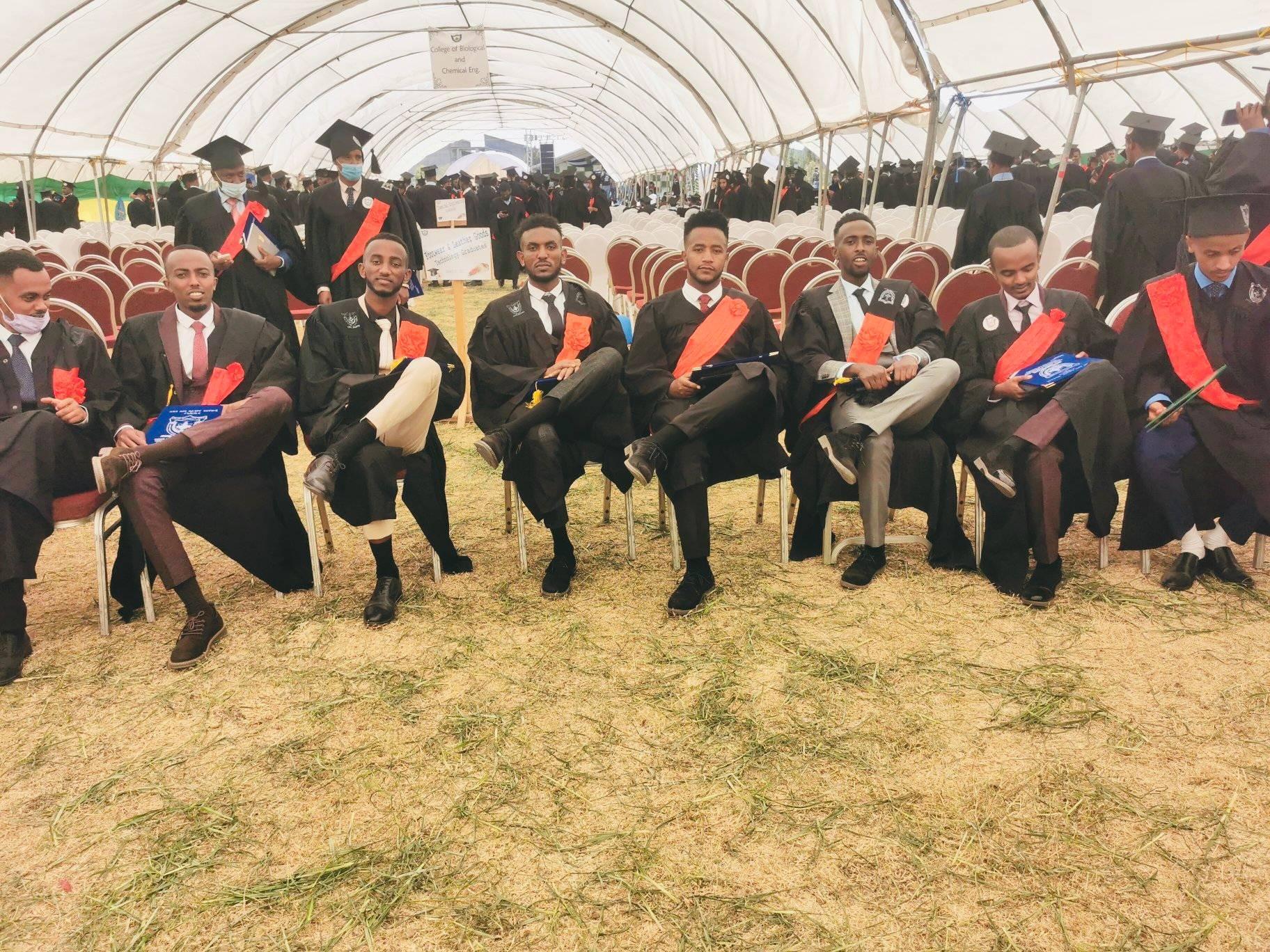 Is it a sin to be a Tigrayan? A graduating Tigrayan university  student's lamentation