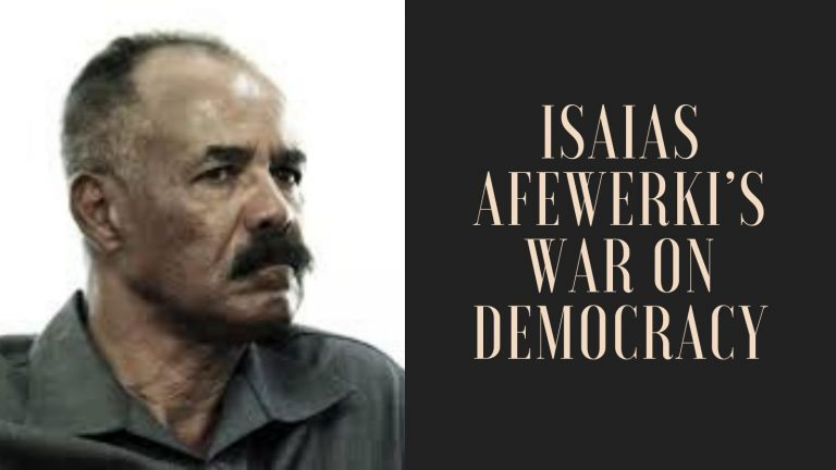 The War on Tigray as an Extension of Isaias Afewerki's War on Democracy